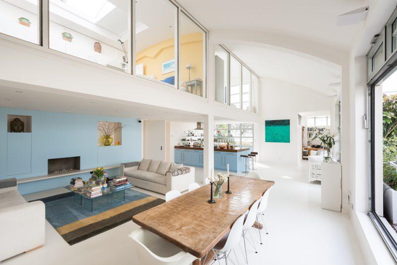 Loft de 185 m² dans le Canal Building à Londres