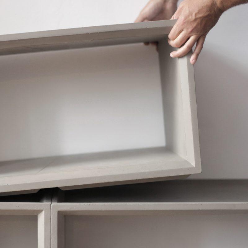 mobilier et objets d co en b ton par lyon b ton. Black Bedroom Furniture Sets. Home Design Ideas