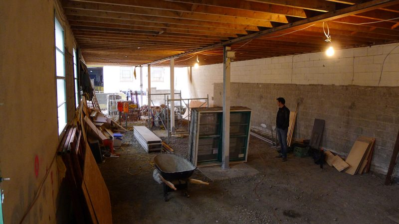 Loft dans un ancien atelier à Montréal
