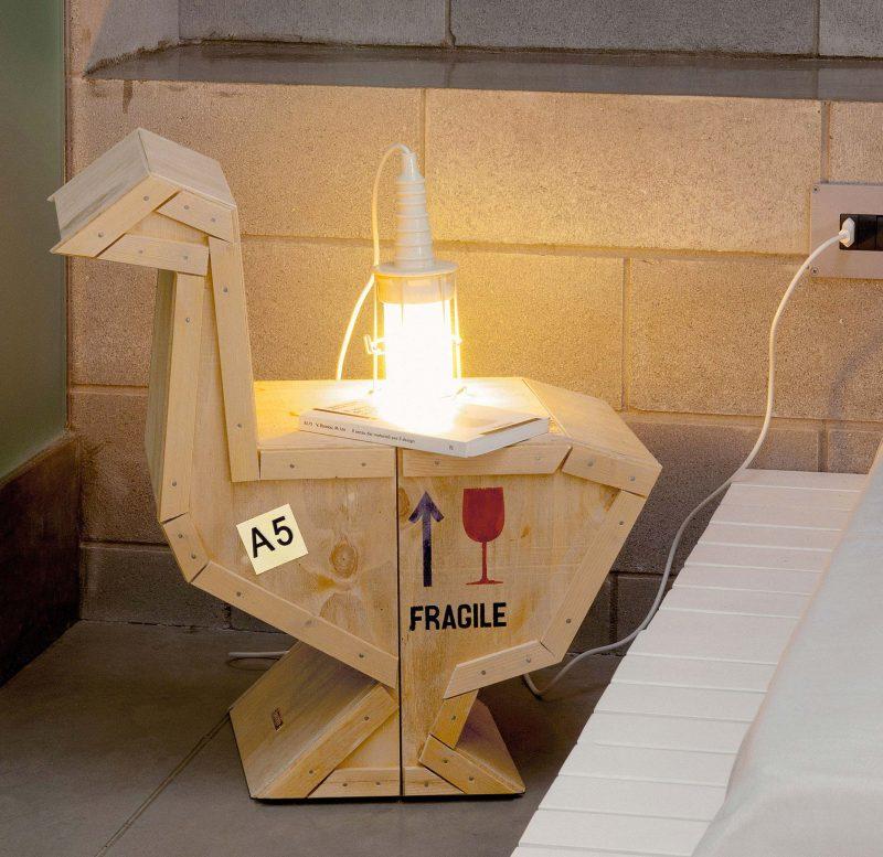 Table de chevet atypique Seletti