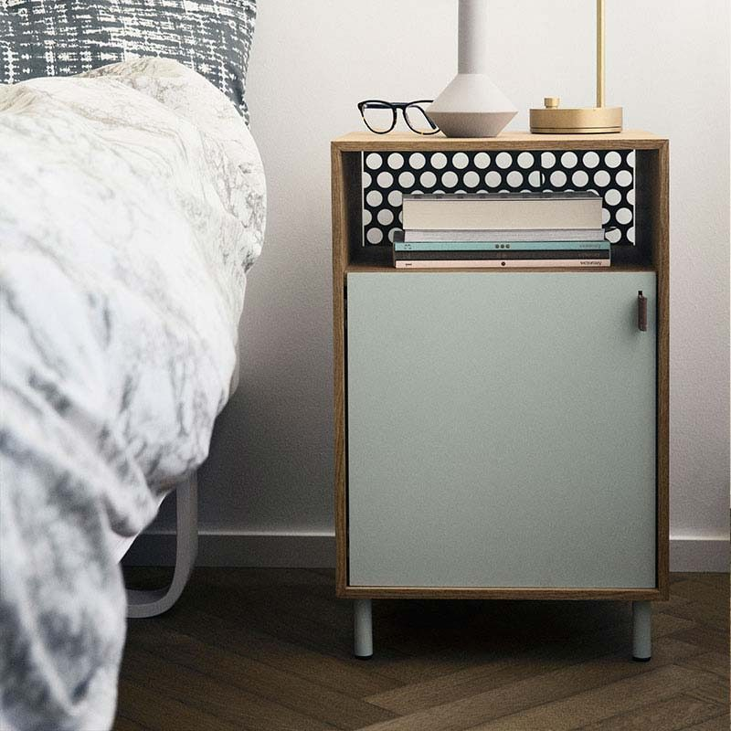 Table de nuit Ferm Living cabinet