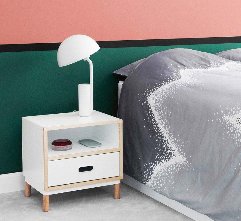 Table de chevet design Normann Copenhagen