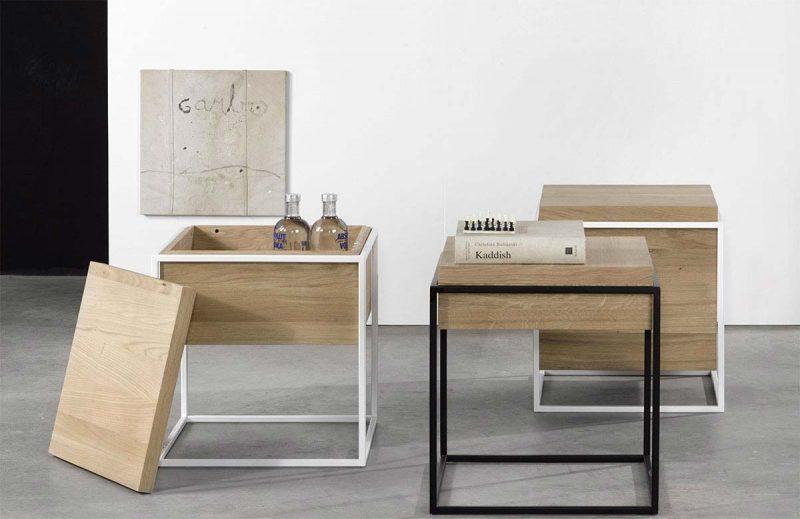 44 id es d co de table de nuit. Black Bedroom Furniture Sets. Home Design Ideas