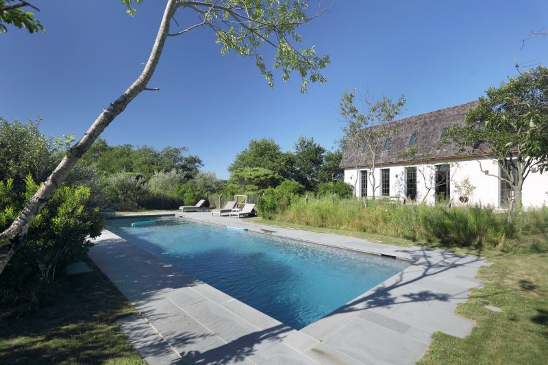 Maison avec piscine dans les Hamptons