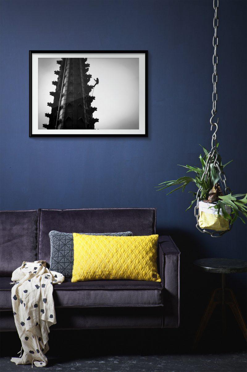 Photomontages en noir et blanc