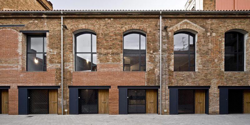 Loft dans une ancienne usine à Barcelone
