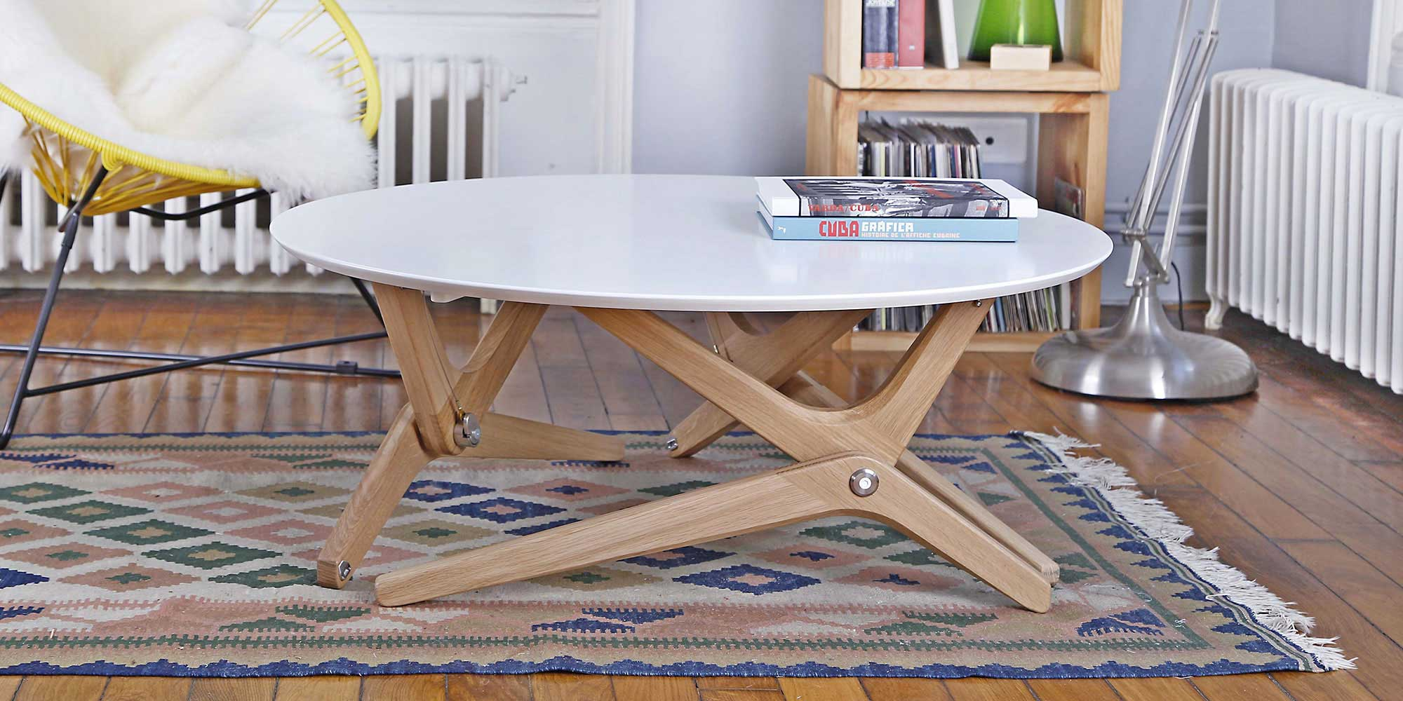 table-modulable-boulon-blanc-une