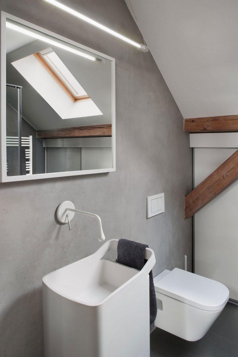 Vasque de salle de bains design
