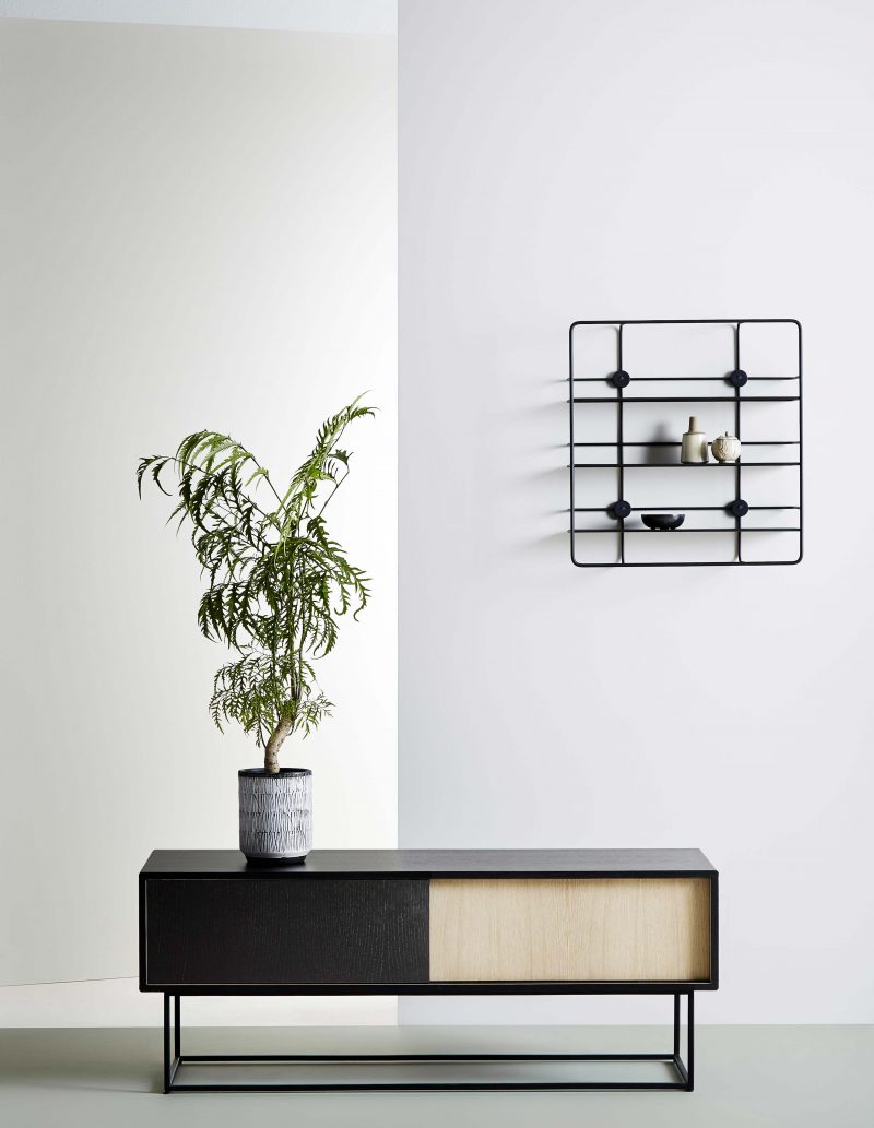 Mobilier scandinave moderne Woud