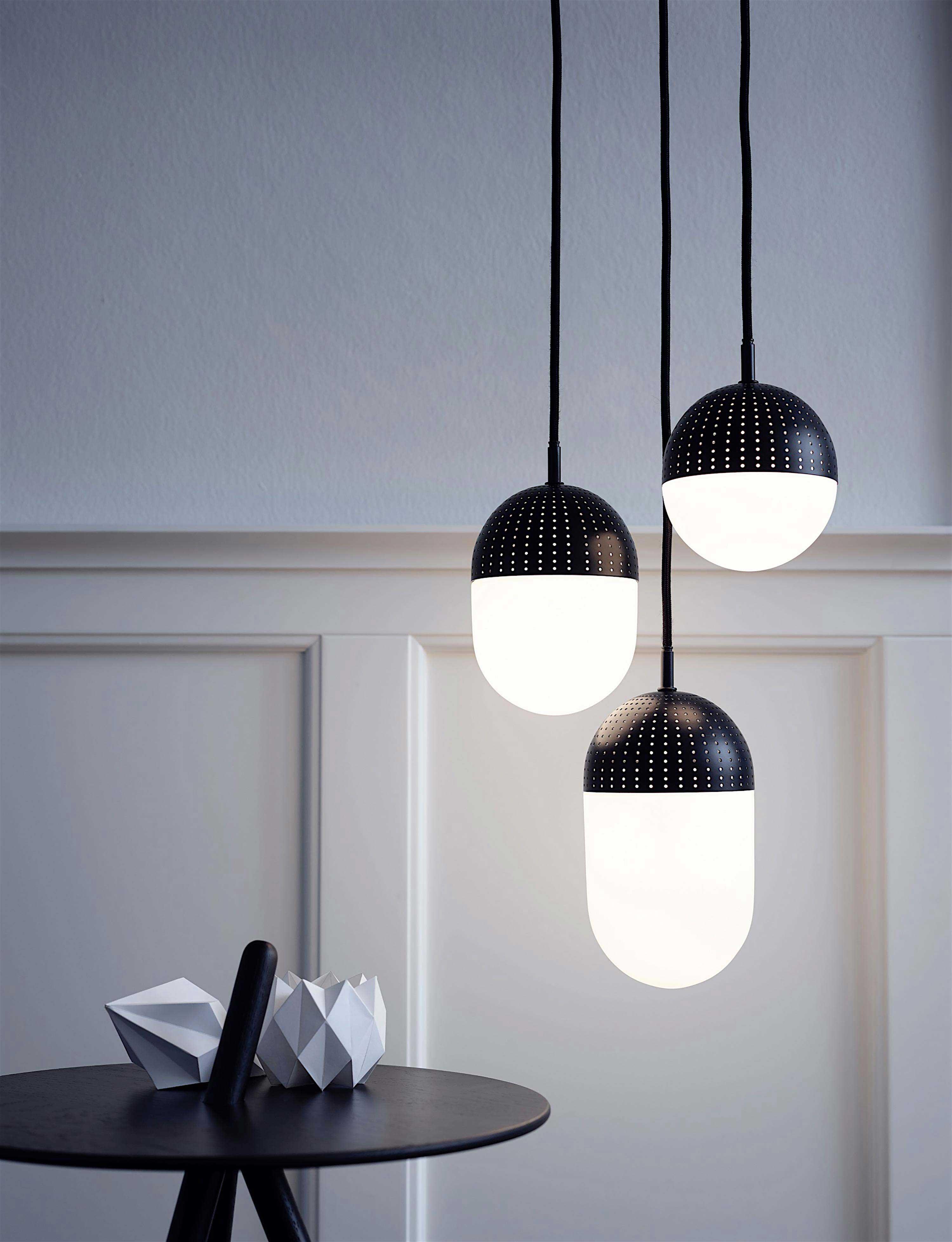 suspension scandinave moderne woud. Black Bedroom Furniture Sets. Home Design Ideas
