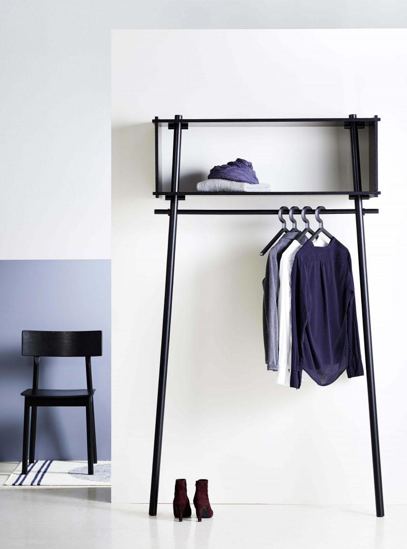 Dressing moderne noir Woud