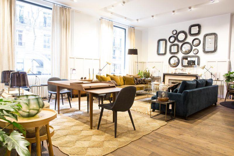 Nouvelle boutique am pm avenue victor hugo paris - La redoute interieur boutique ...