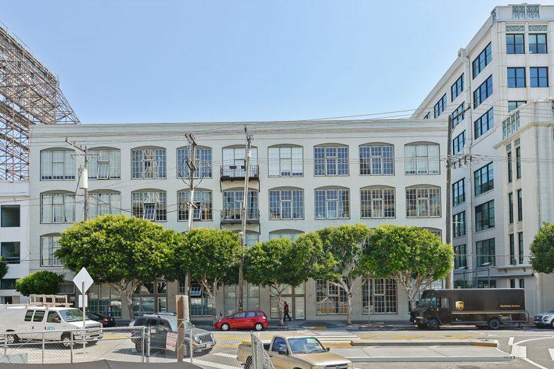 Loft à vendre SoMa San Francisco