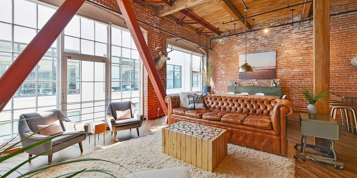 Loft de 116 m² àSanFrancisco