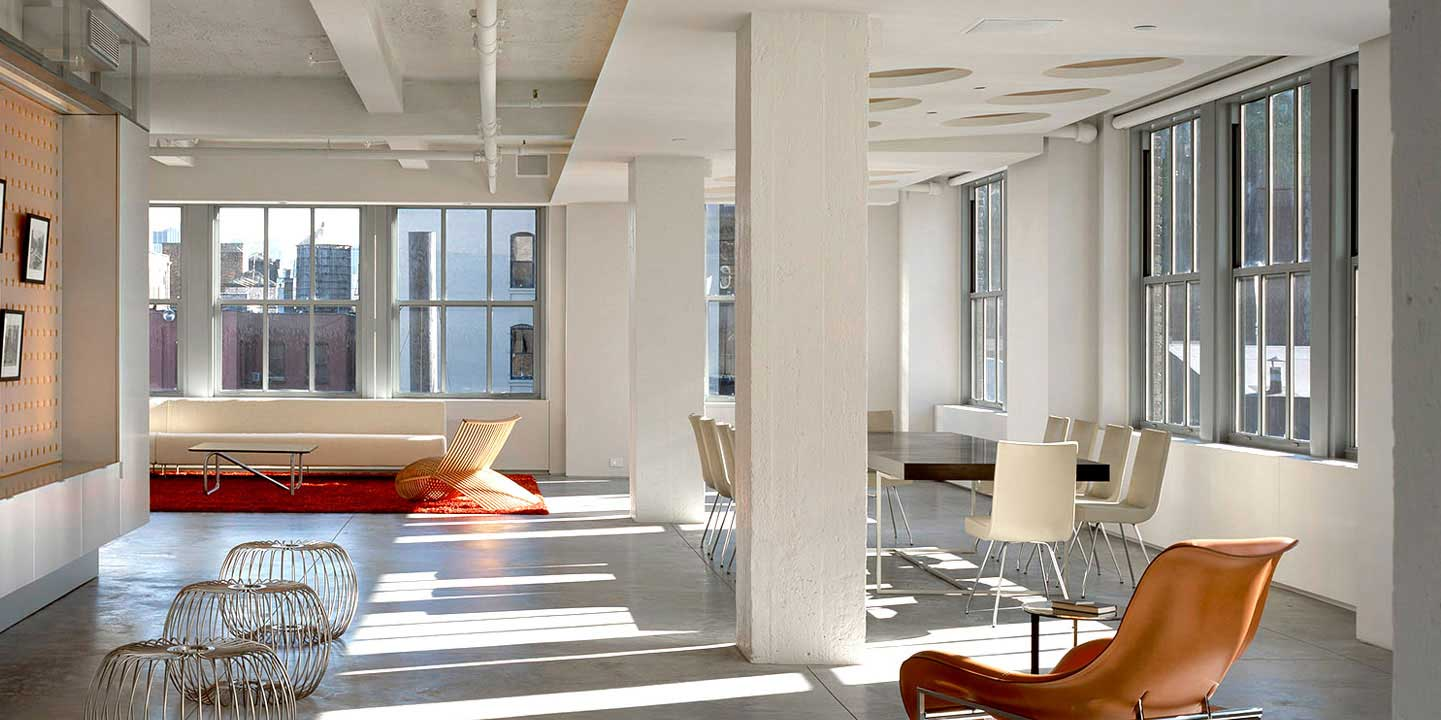 Interieur maison new yorkaise maison moderne for Interieur loft new york