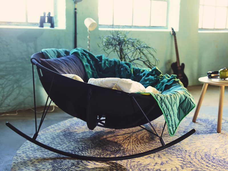 Rocking chair Ikea