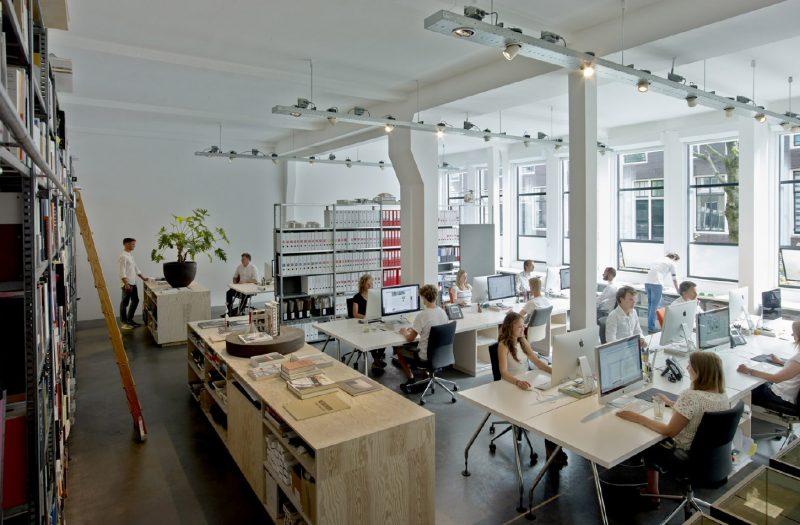 Bureaux à Amsterdam