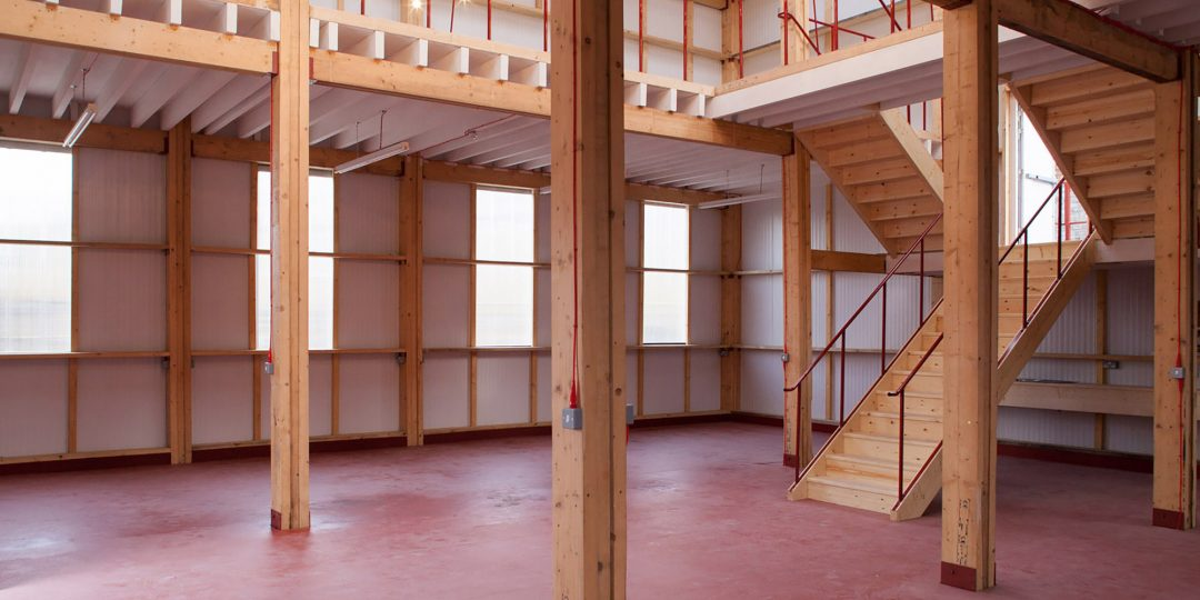 Notre loft blog d co id es d co et photos de lofts - Hangar a vendre nord ...