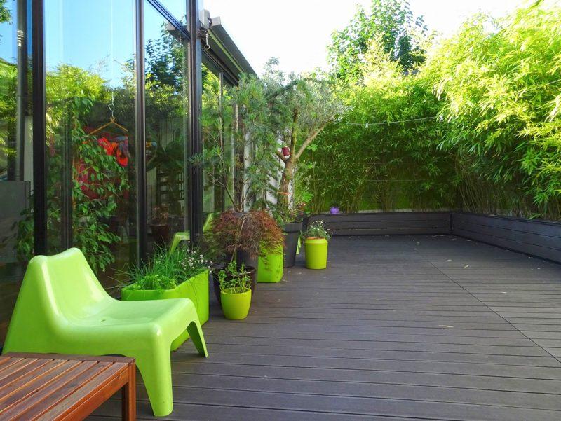Loft avec terrasse à Roubaix