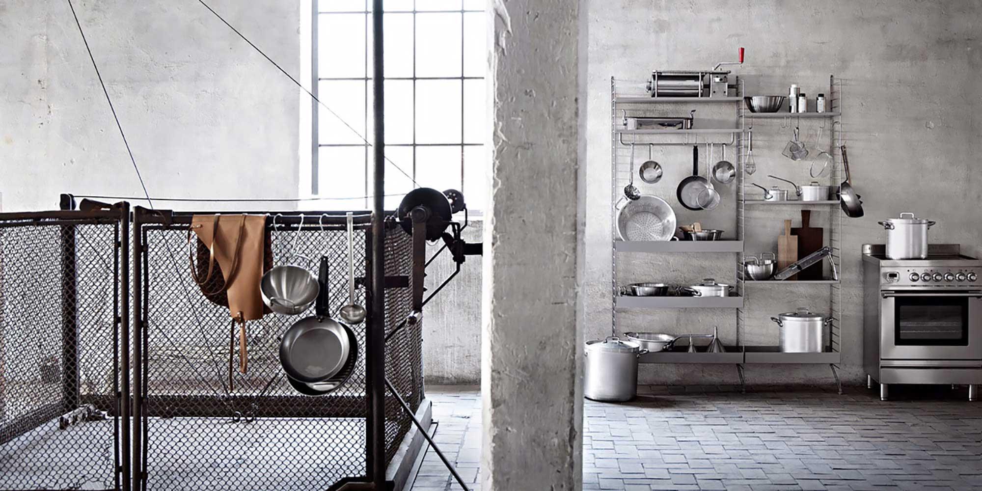 nouveaut s string furniture. Black Bedroom Furniture Sets. Home Design Ideas
