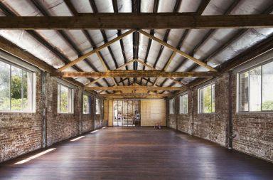 Loft dans un ancien entrepôt à Sydney