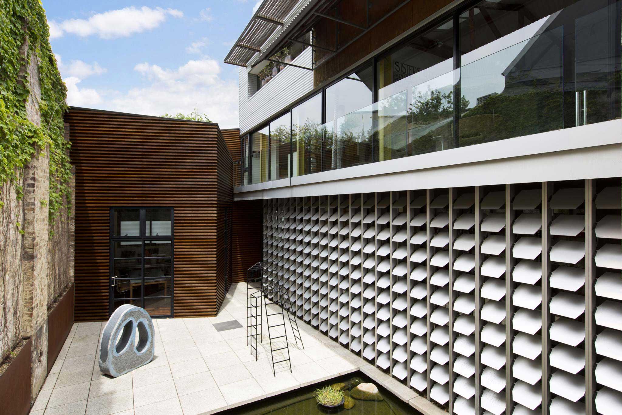 Loft avec terrasse sydney for Loft terrasse