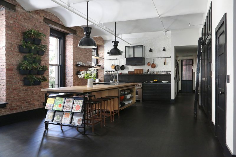 Loft industriel new york