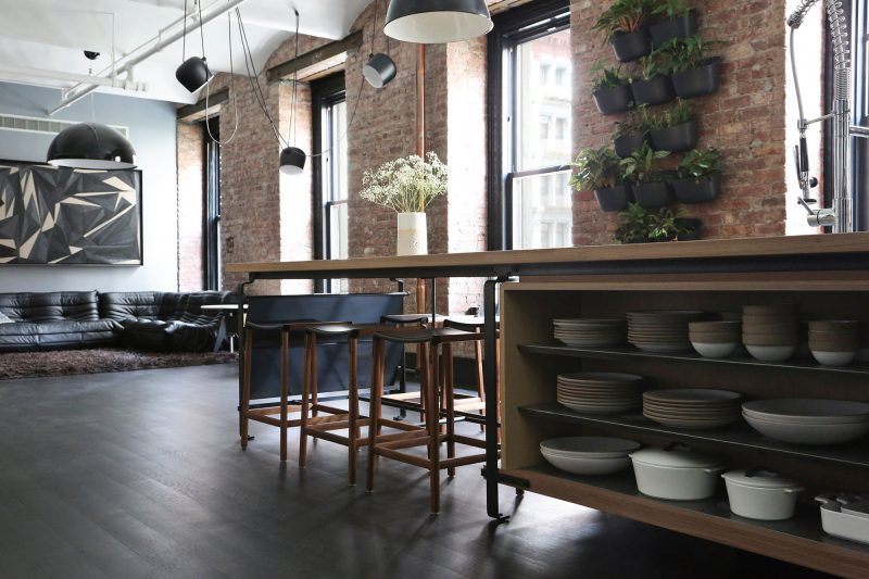 loft new york par union studio. Black Bedroom Furniture Sets. Home Design Ideas