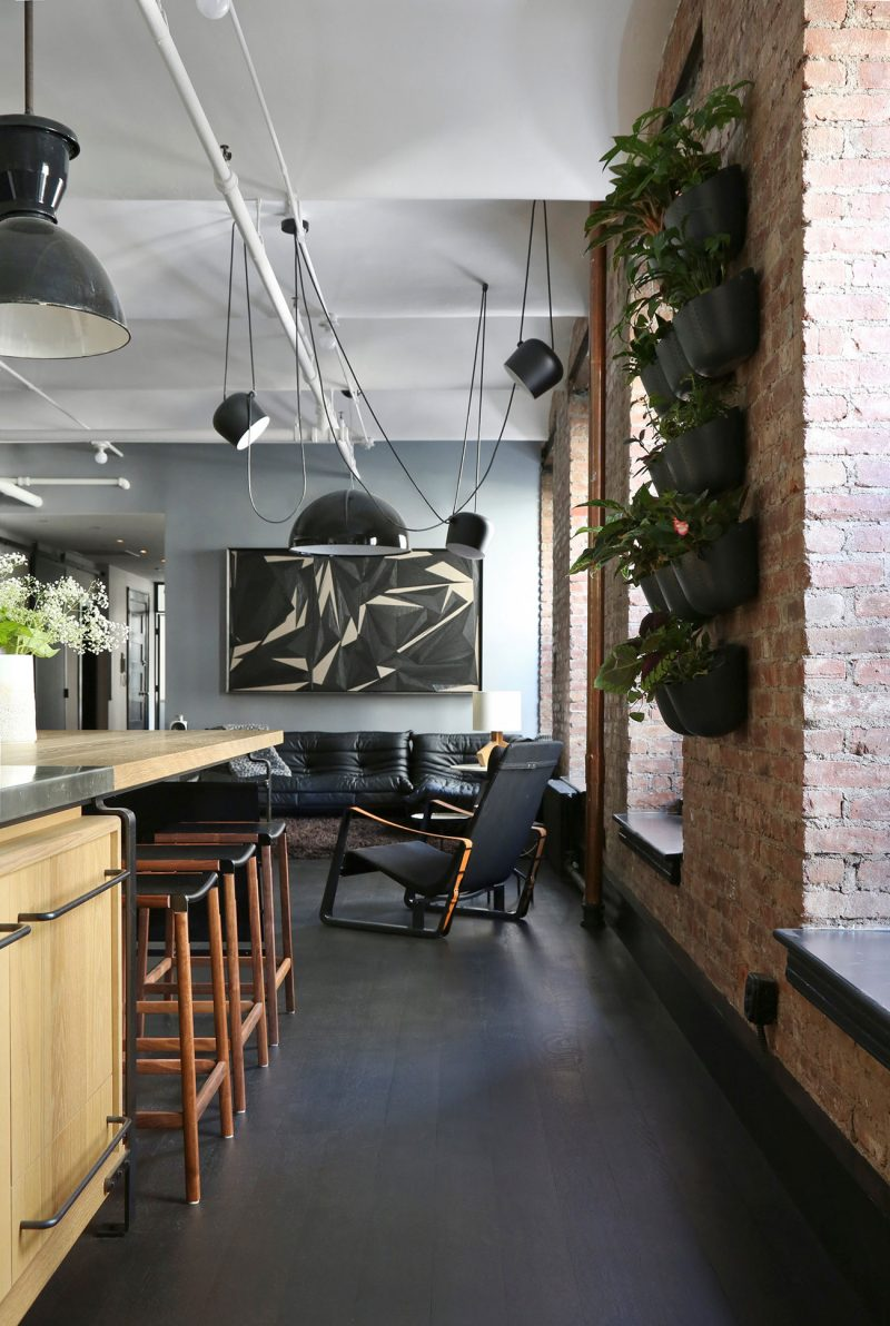 Loft industriel new york