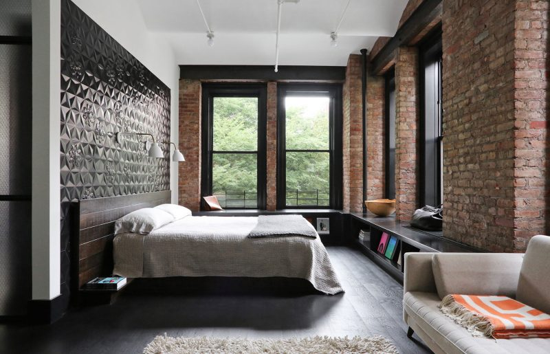 Loft à New York par Union Studio