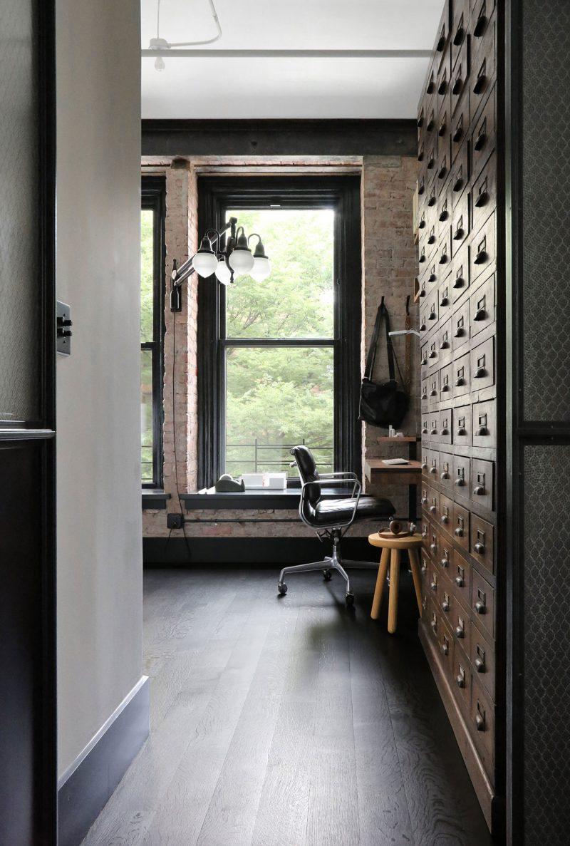 Meuble à tiroirs vintage
