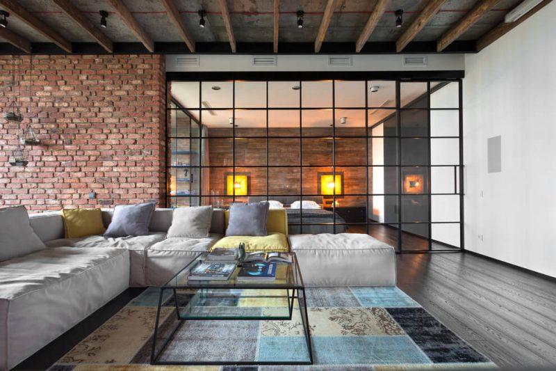 11 astuces pour s parer sans cloisonner. Black Bedroom Furniture Sets. Home Design Ideas