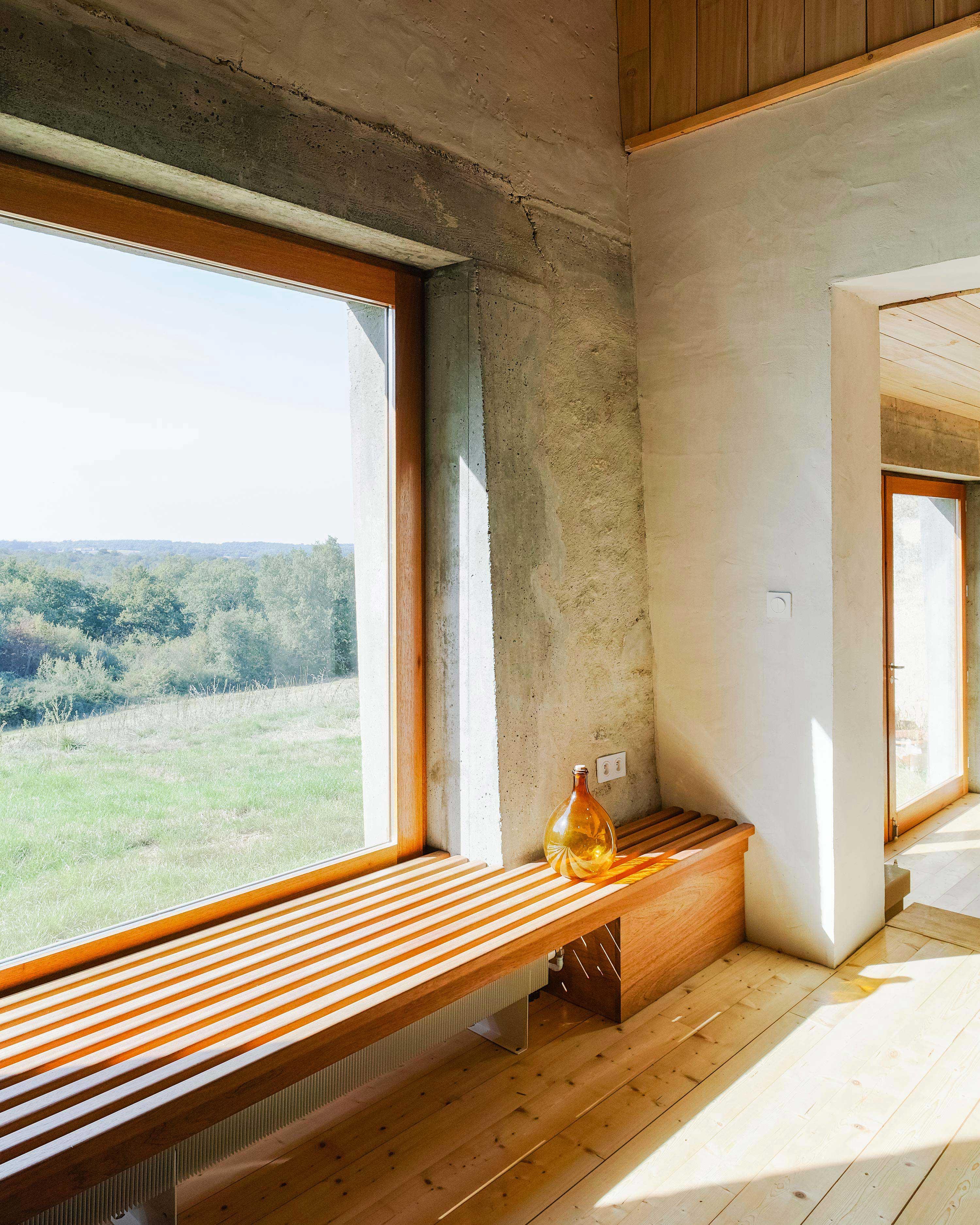 appuie de fen tre banquette. Black Bedroom Furniture Sets. Home Design Ideas