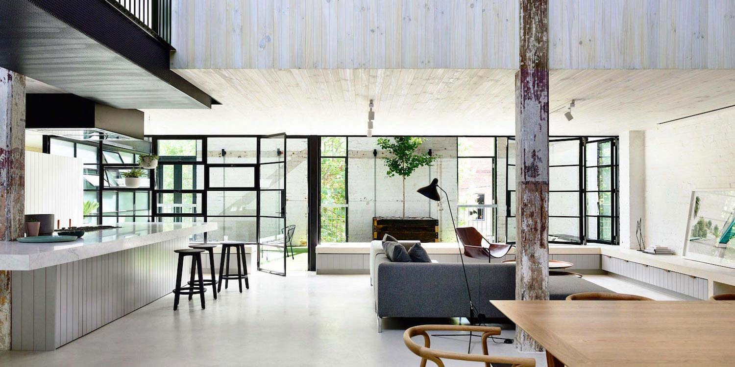 Fitzroy Loft par Architects EAT