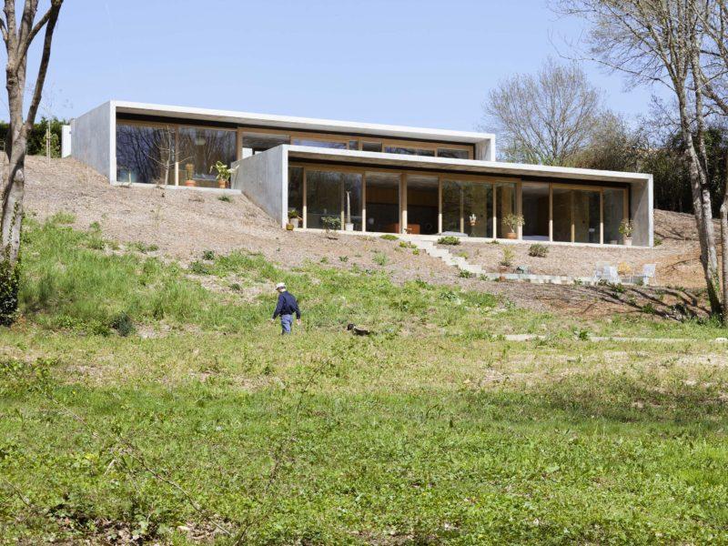 Maison architecte saucats