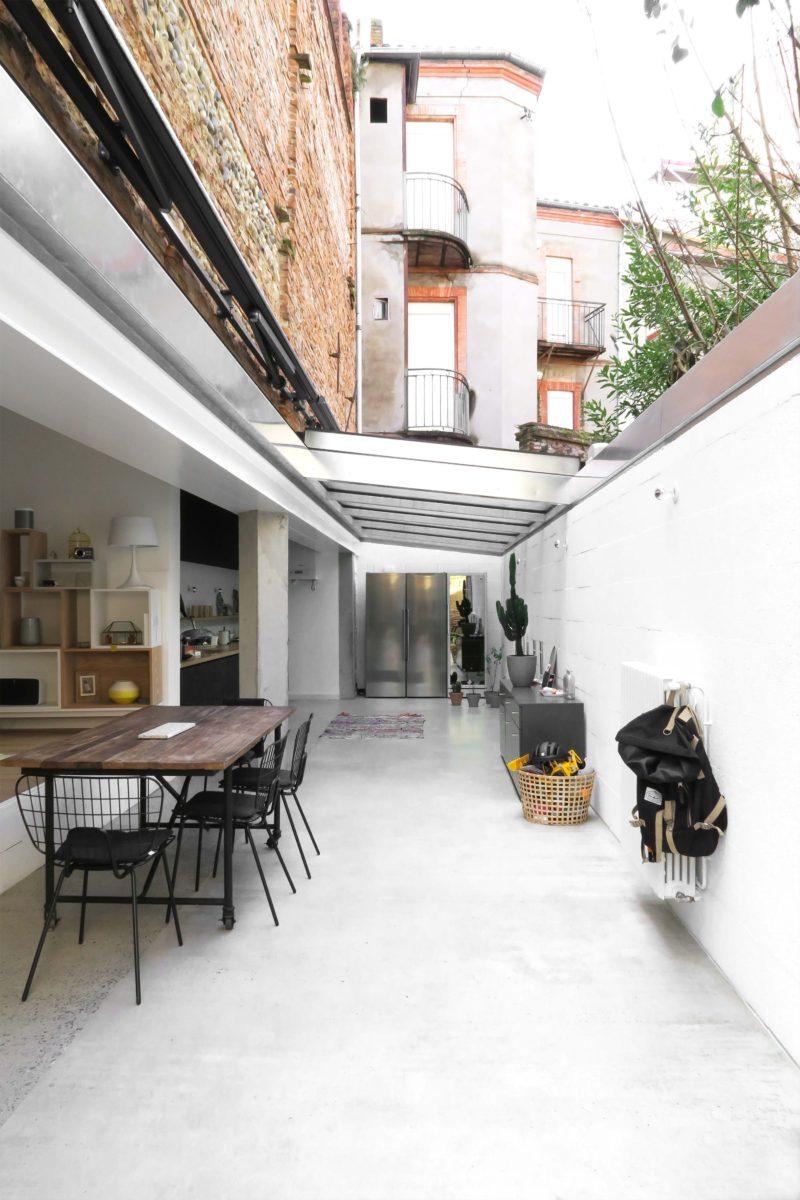 Maison architecte toulouse
