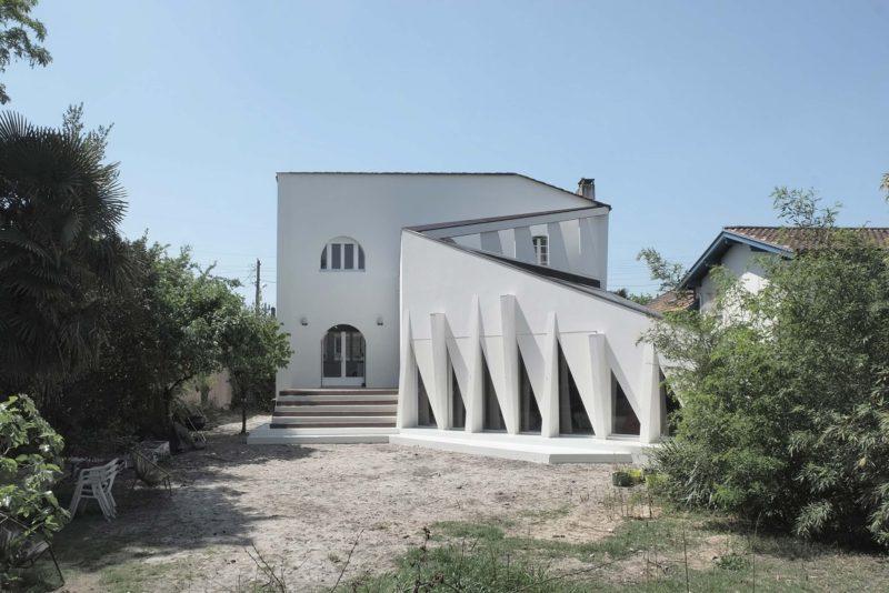 Maison basque architecte