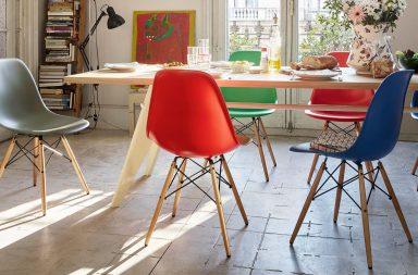 12 id es d co de bureau mural rabattable for Acheter chaise eames