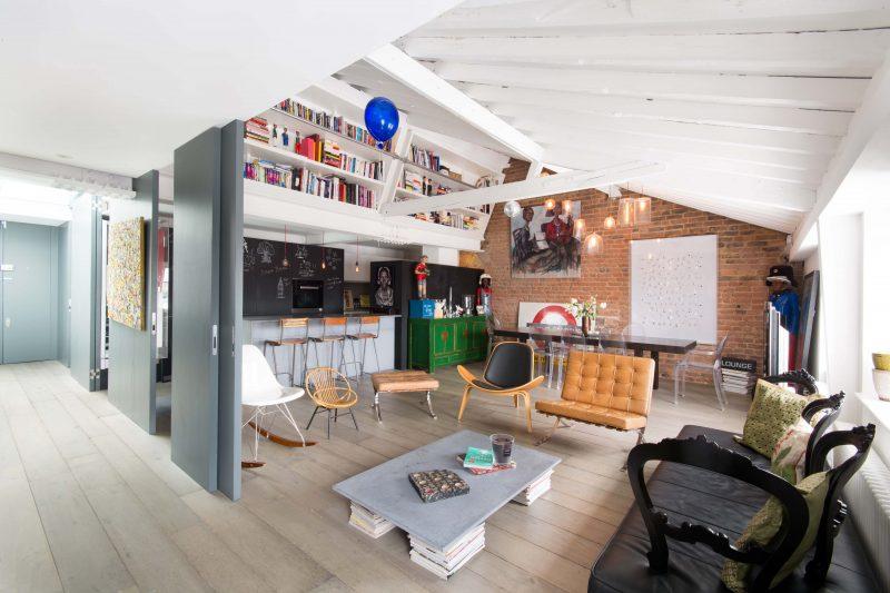 Appartement esprit loft à Londres