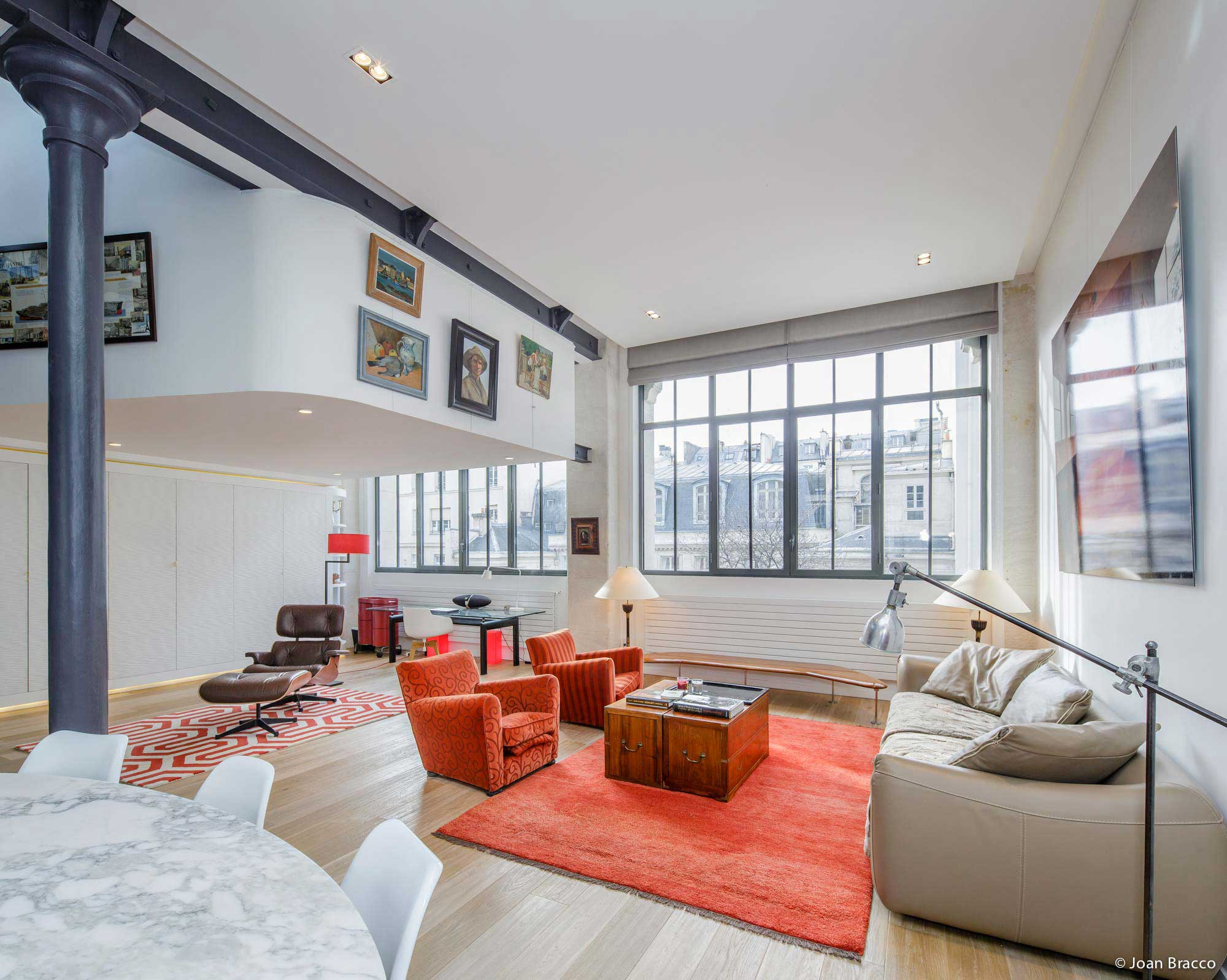 Loft industriel paris for Loft a acheter paris