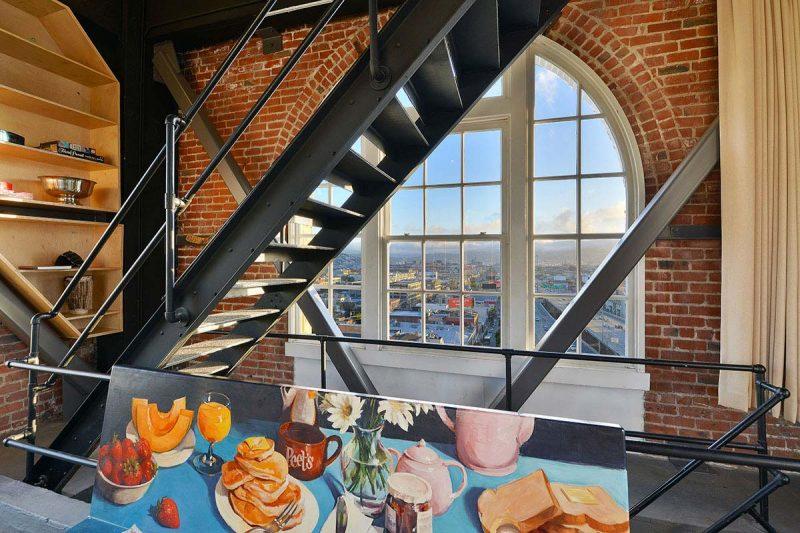 Loft avec vue sur San Francisco