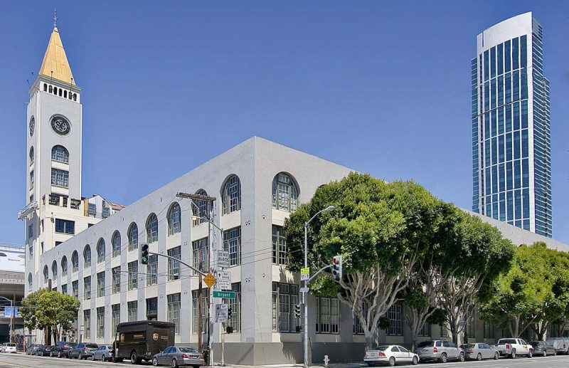 Immeuble de lofts à San Francisco