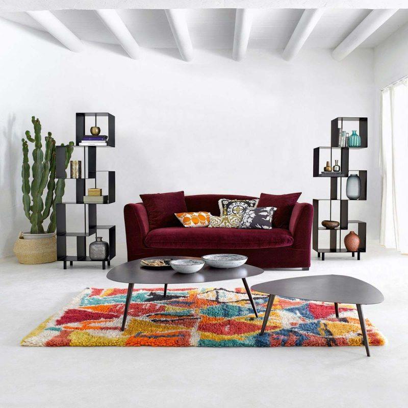 14 id es d co de tapis berb re. Black Bedroom Furniture Sets. Home Design Ideas