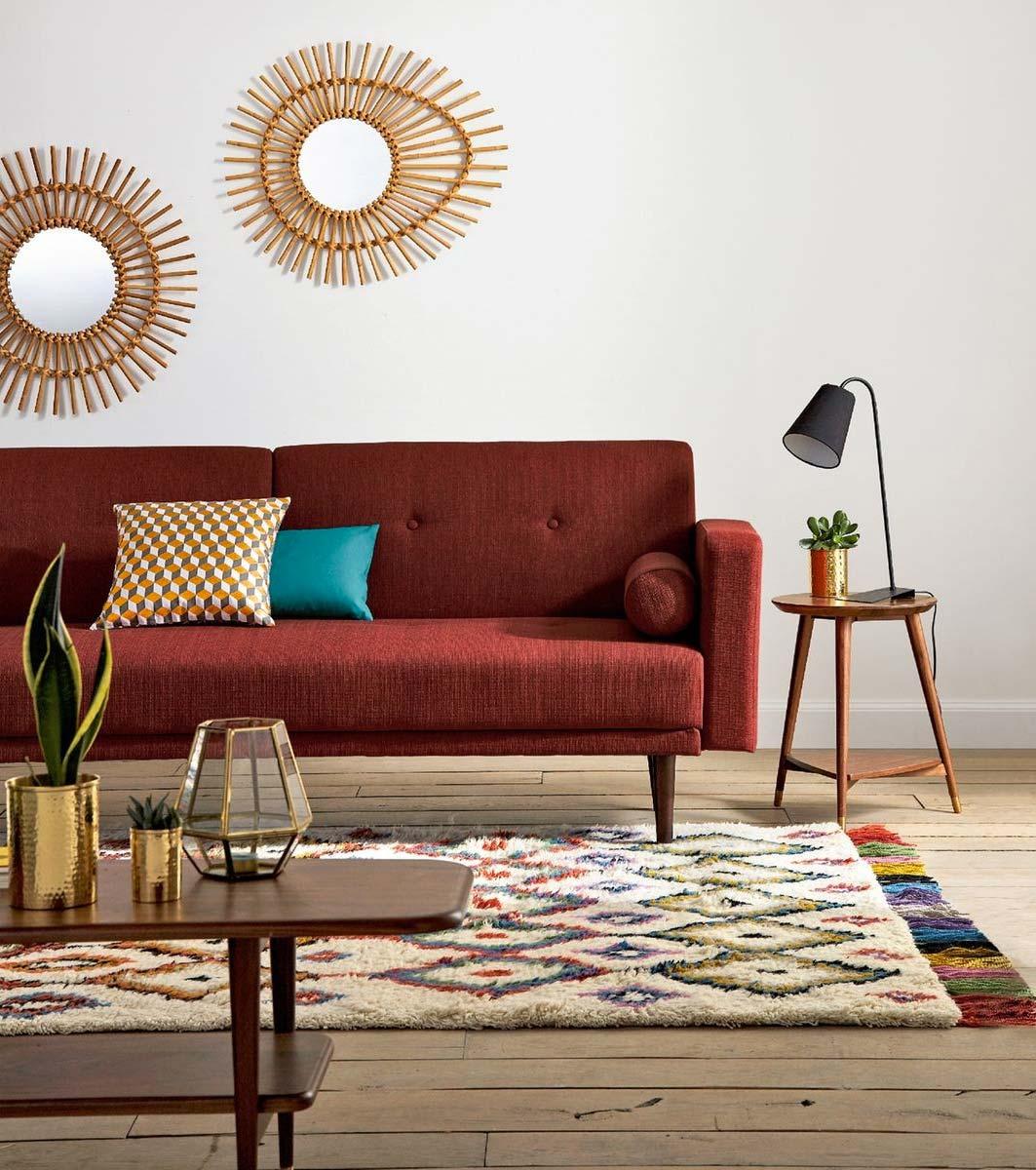 tapis berb re color. Black Bedroom Furniture Sets. Home Design Ideas