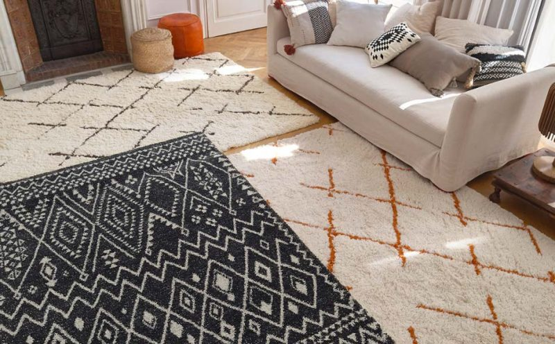 free tapis berbre saint maclou with tapis de couloir saint. Black Bedroom Furniture Sets. Home Design Ideas