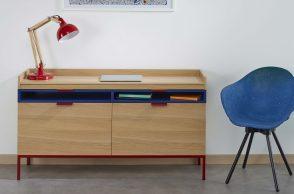 Cosy korner mobilier modulable en bureau