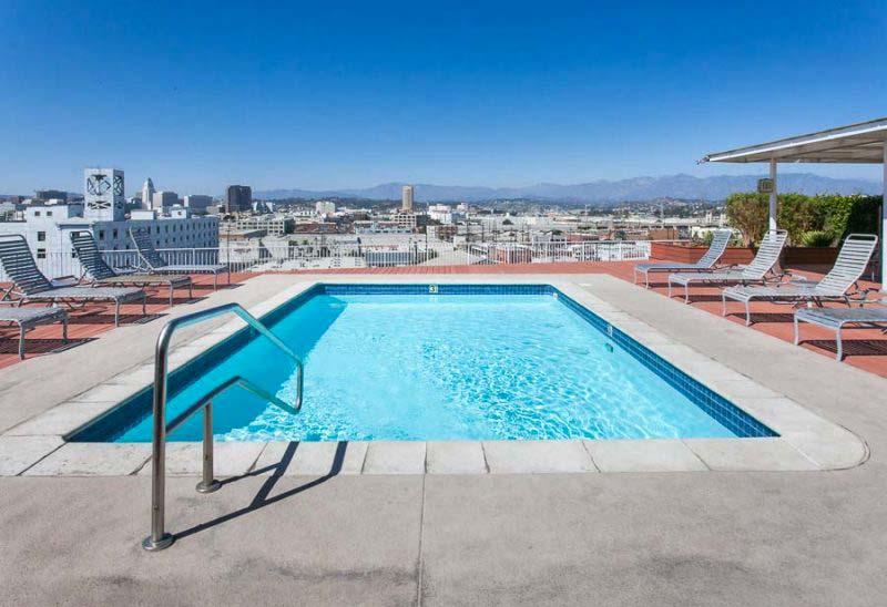 Loft avec piscine à Los Angeles