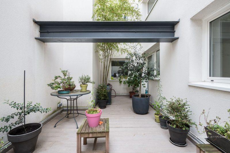 Loft avec terrasse à Malakoff