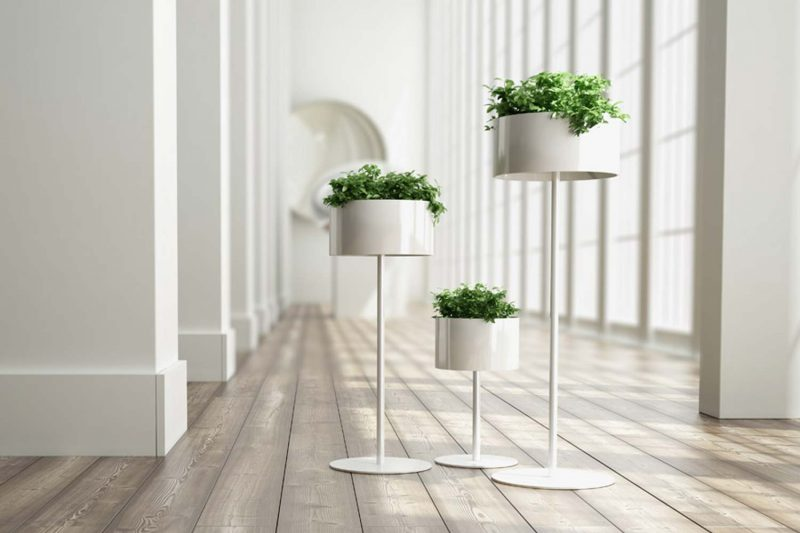 18 id es d co de support pour plante for Cache pot design interieur