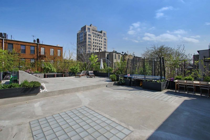 Loft avec terrasse à Brooklyn